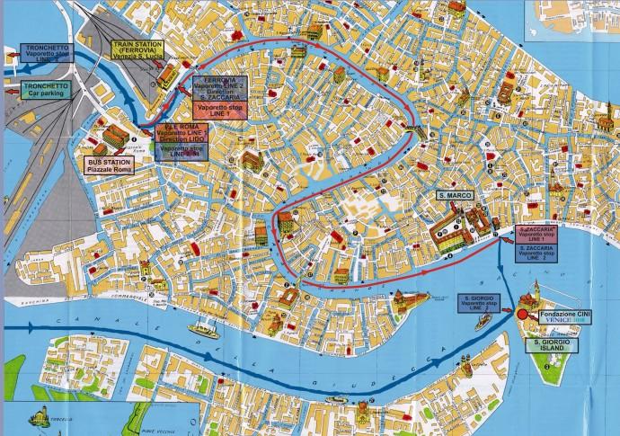 Harta Venetia