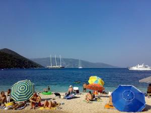 Plaja Antisamos