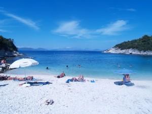 Plaja Emplissi - Fiskardo