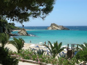 Plaja Platis Gialos kefalonia