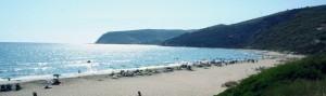 plaja kaminia