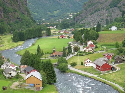 Trasee turistice Norvegia