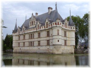 Castelul Azay-le Rideau