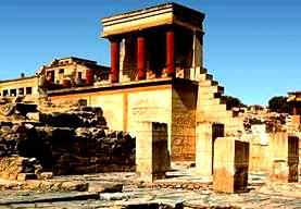 Palatul din Cnossos