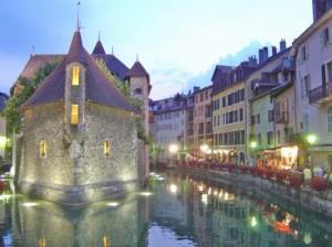 Annecy o alta Venetie