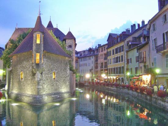 Annecy o alta Venetie