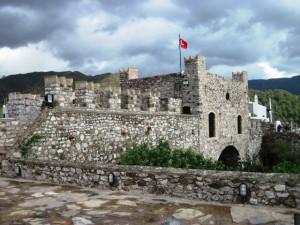 castelul Marmaris