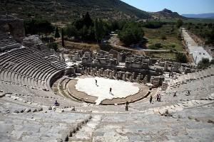 Efes langa Kusadasi