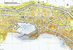 harta Bodrum
