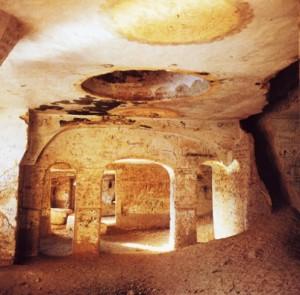 Mănăstirea rupestră Ţîpova