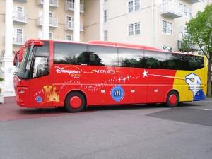 Autobuz disney land