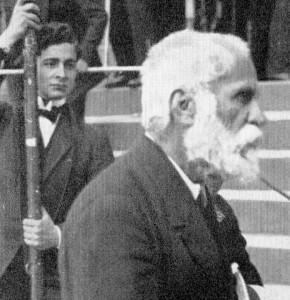 Arhitectul Antonio Gaudi