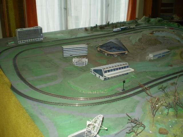 machet tren Muzeul CFR