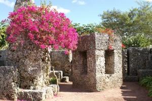 Castel cu flori