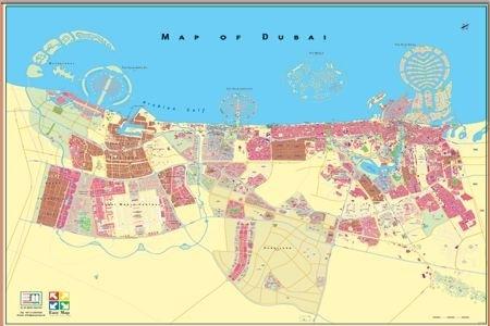 harta Dubai