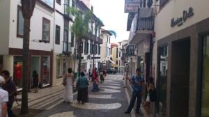 Funchal este capitala insulei Madeira
