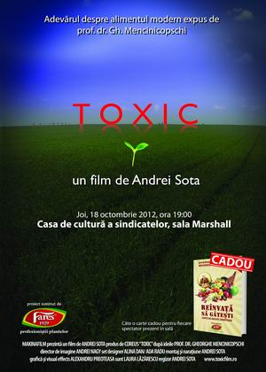TOXIC film documentar