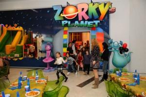 Zorky's Planet