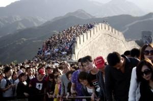 Concediu in china si marele zid chinezesc