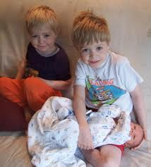frati nou nascut