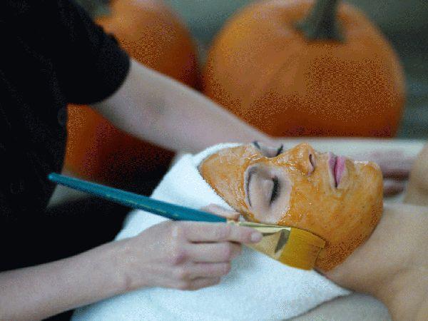 masca de fata cu dovleac