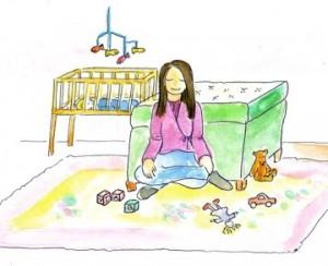relaxare pentru mamici