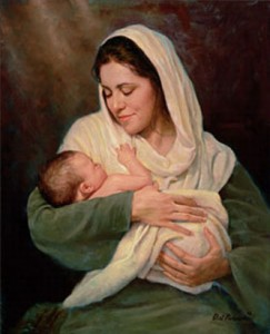 iubirea de mama