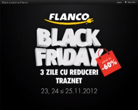 oferta black friday flanco.ro