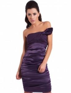 rochie drapata