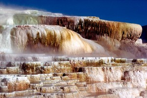 Yellowstone - Terasele Minerva