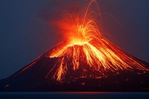 insula Anak Krakatau