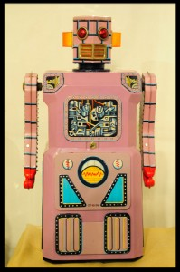 jucaria mamica robot