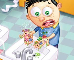 microbi in casa