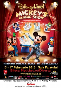 Disney Mickey Magic Show