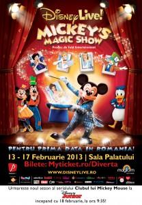 Disney Mickey,s Magic Show