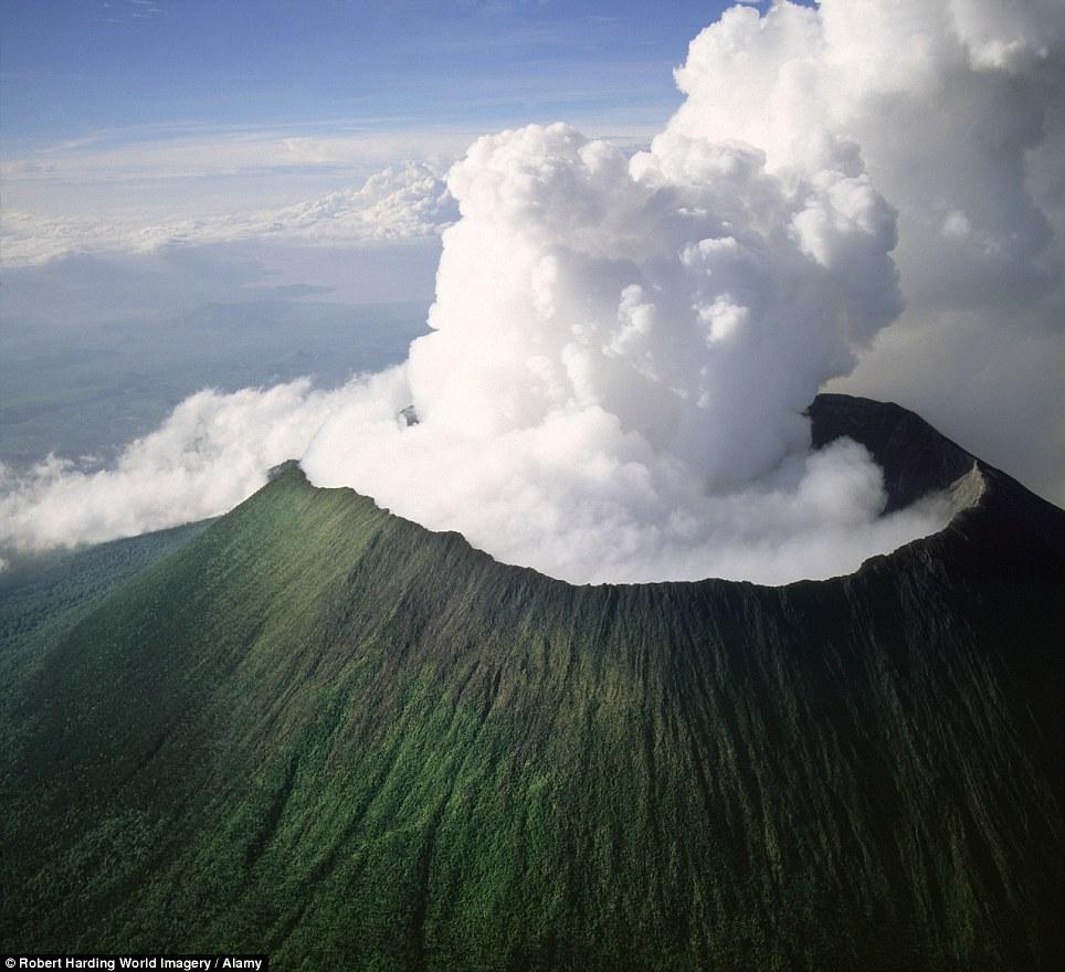 Muntele Nyiragongo