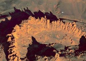 cratere vulcanice Atakor