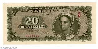 Femeia pe bancnota