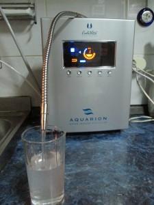 Cel mai bun ionizator apa
