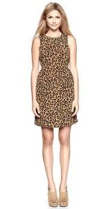 rochie leopard