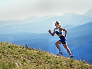 alergare in panta