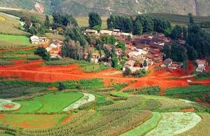 cel mai frumos sat