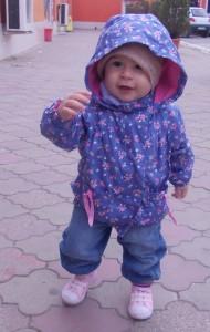 fetita mea Natalia