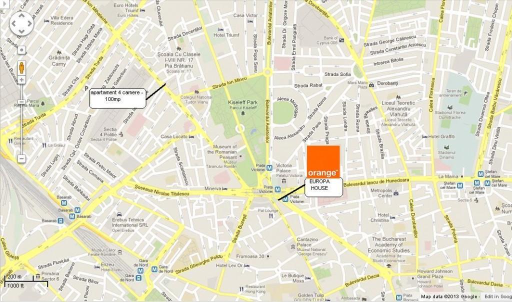 Inchiriere apartament Bucuresti