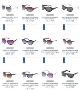 Ochelari de soare pentru femei