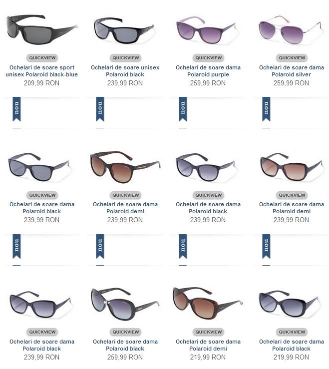 Ochelari de soare Polariud pentru femei