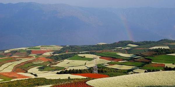panorama deosebita china