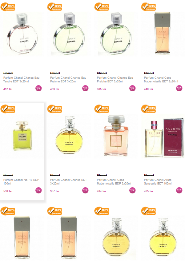 parfumuri chanel