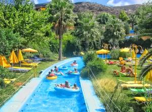 Parcurile acvatice in Creta