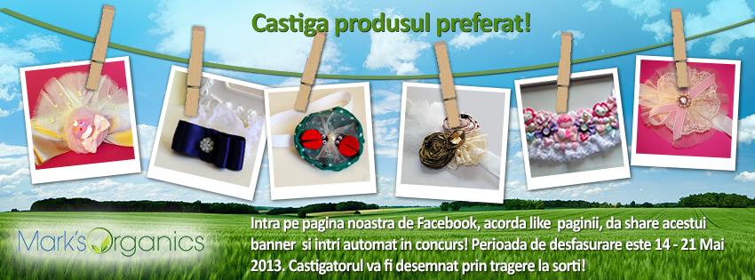 Castiga premii Mark's Organics
